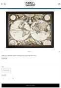 art prints ecommerce website - 2