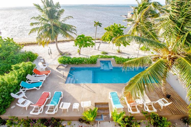 beachfront boutique-hotel belize - 6