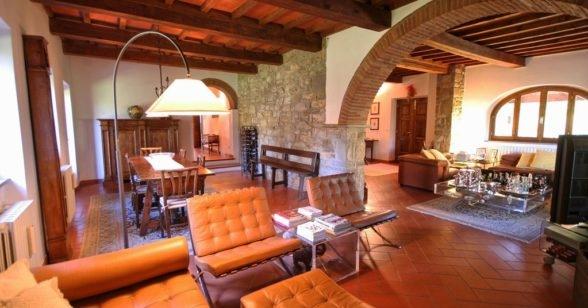 typical tuscan estate arezzo - 10