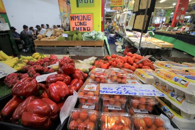 fresh produce market stall - 5