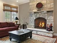 well established profitable fireplace - 1