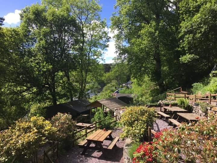 crown inn riverside campsite - 5