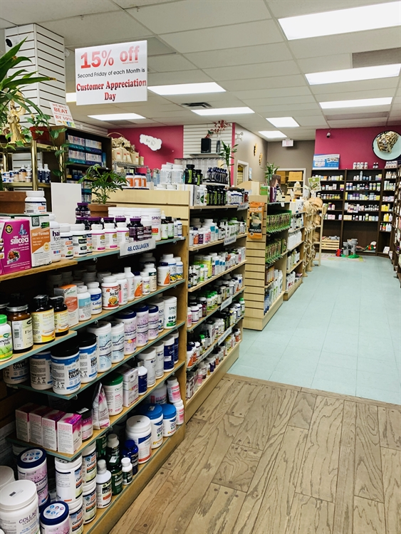 highly profitable health store - 2