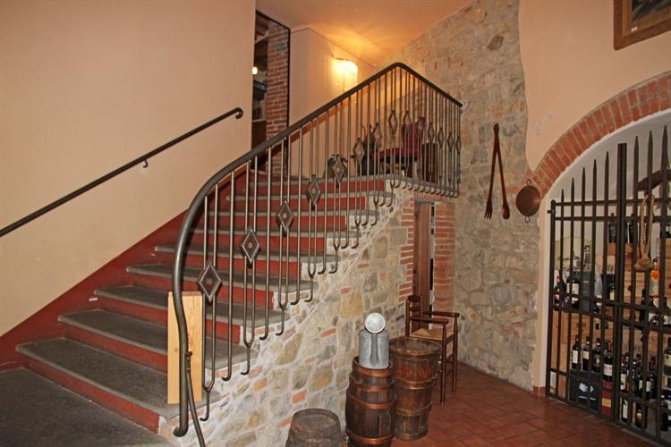 hotel with restaurant tuscany - 7