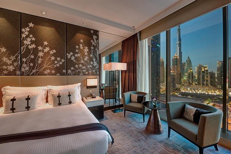 luxury five star hotel - 8