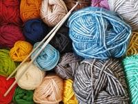 luxury yarn shop with - 1