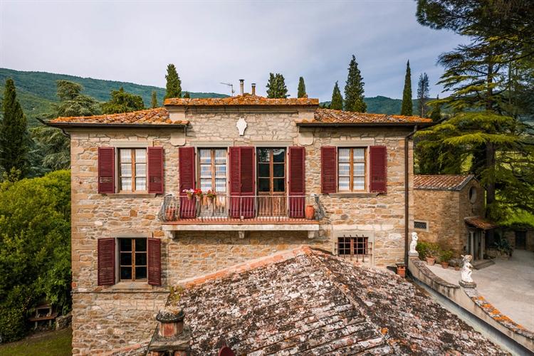 prestigious villa cortona for - 13