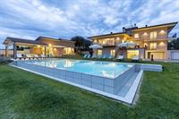 modern luxury villa tuscany - 1