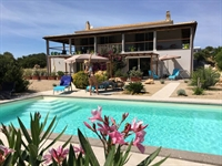 sardinian villa with 2 - 3