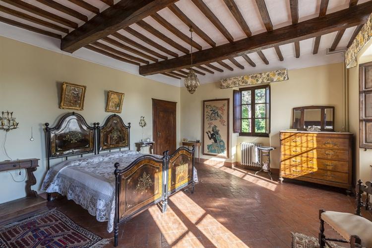 prestigious villa cortona for - 11