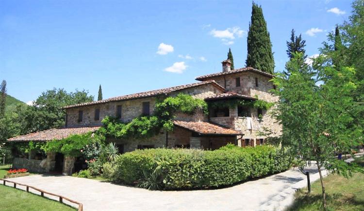 typical tuscan estate arezzo - 8