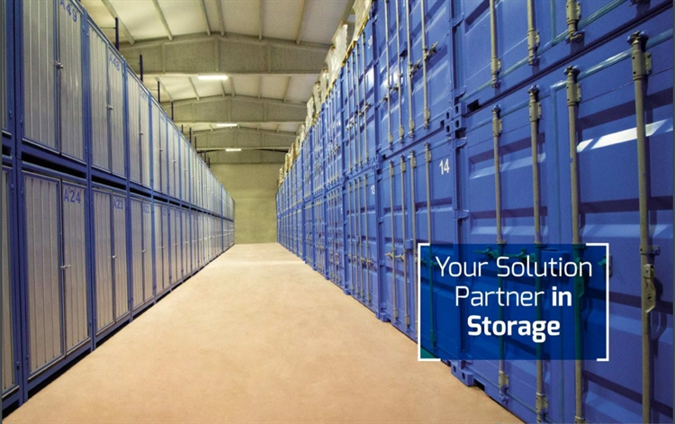 self storage business with - 4