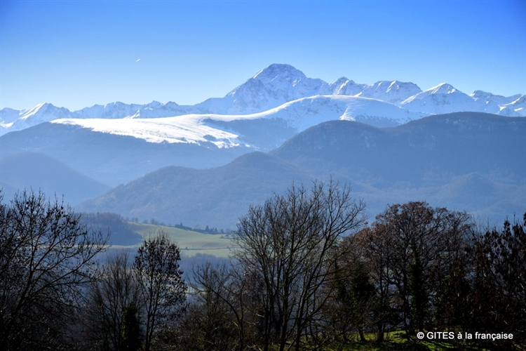 small chateau pyrenean foothills - 12