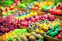 fruit vegetable market business - 1