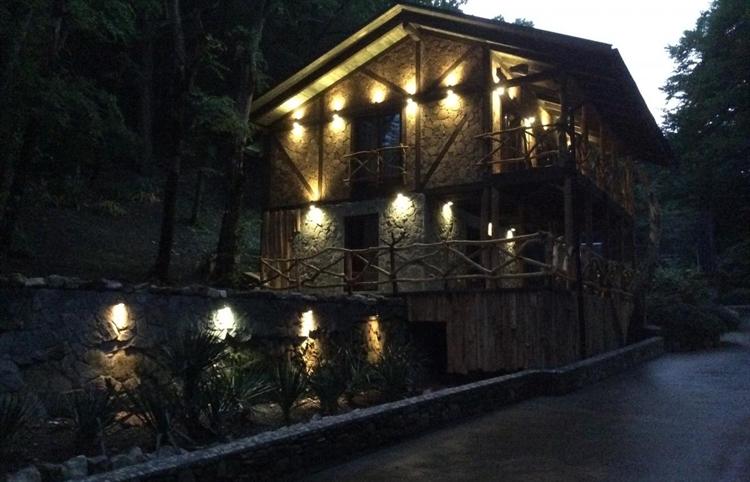 large eco resort complex - 9