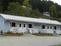 motel cottages next to - 1