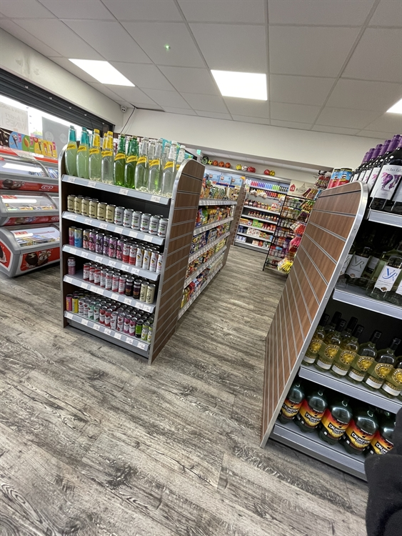 convenience store with off-license - 7
