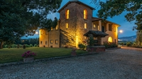tuscan villa with swimming - 1