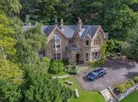 victorian mansion forres - 1