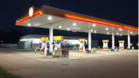 gas station with convenience - 1