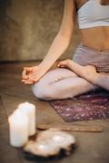 virtual meditation studio with - 1