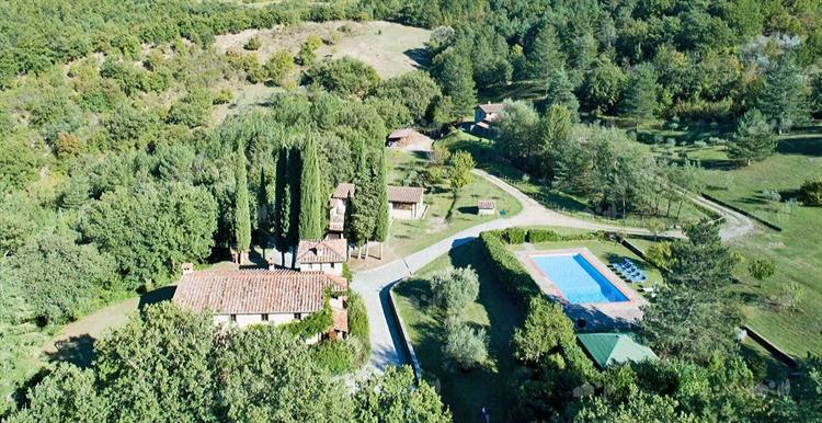 typical tuscan estate arezzo - 7