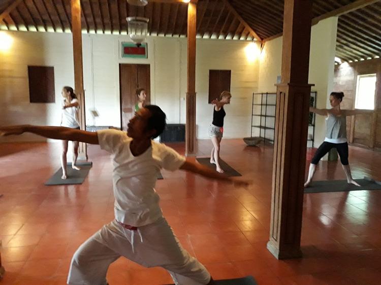 unique yoga retreat residence - 14