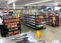 convenience store gas station - 1