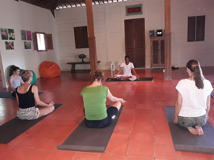 unique yoga retreat residence - 13
