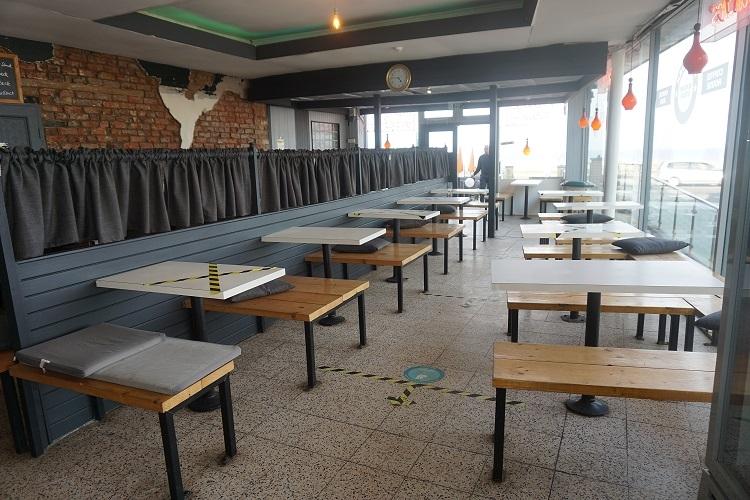 promenade burger bar café - 5