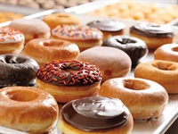 four dunkin donuts stores - 1