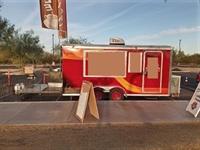 established mobile catering food - 1