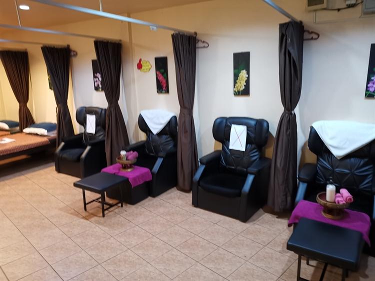 double wide massage spa - 6
