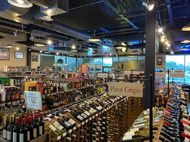 upscale wine spirits business - 4
