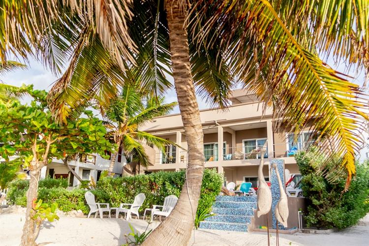 beachfront boutique-hotel belize - 5
