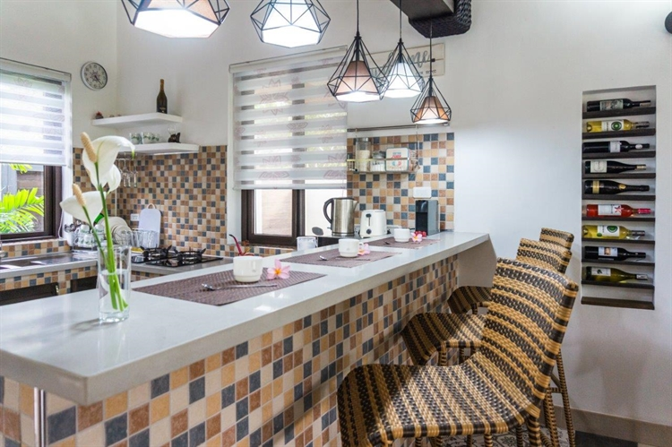 luxury airbnb villa el - 7