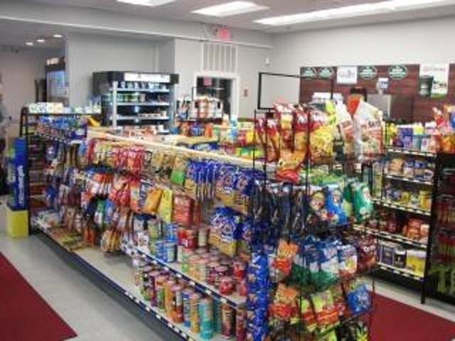 gas station-c-store car wash - 4