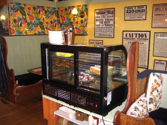 licenced café bar located - 8
