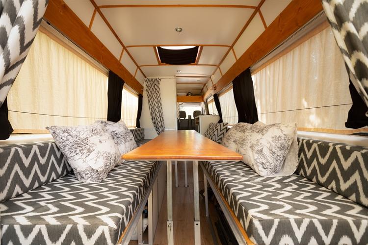 successful rental campervan motorhome - 7