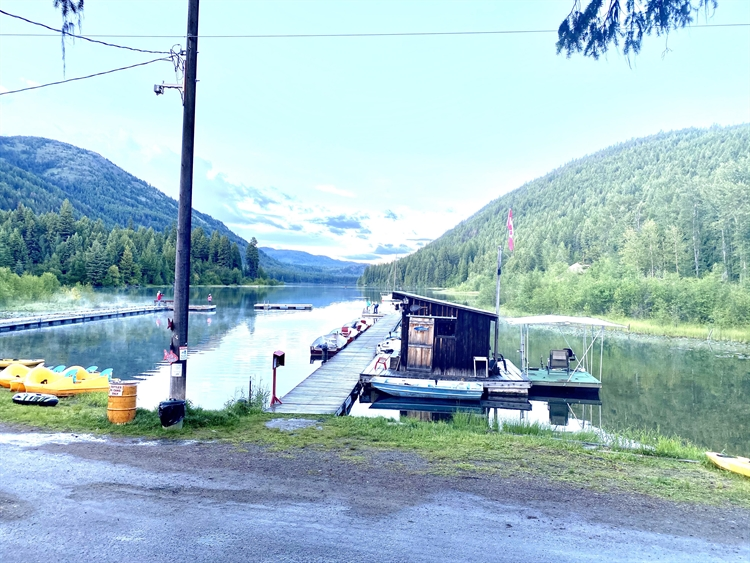 campground business greenwood bc - 2