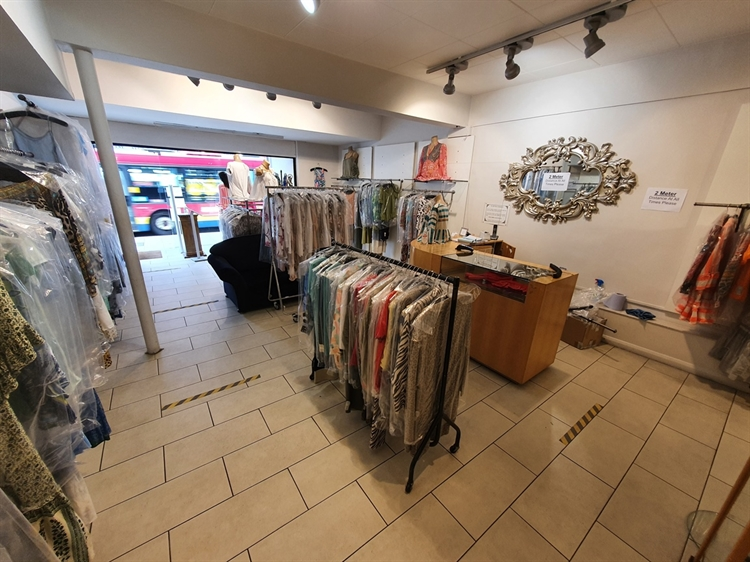 high street clothing boutique - 4