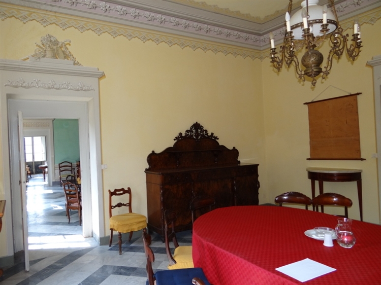 historic villa lucca for - 15