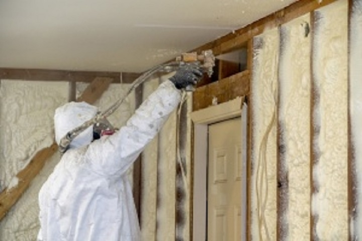 Buy A Lucrative Spray Foam Insulation Business For Sale On