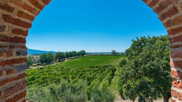 tuscan villa with swimming - 7