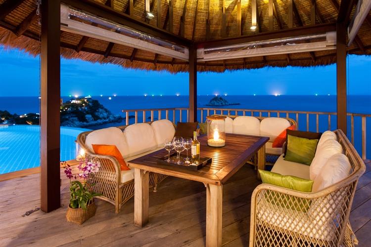 successful luxury pool villas - 12