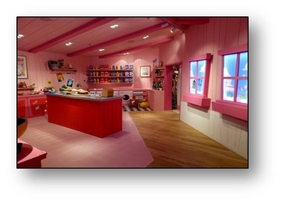 display interior design consulting - 8
