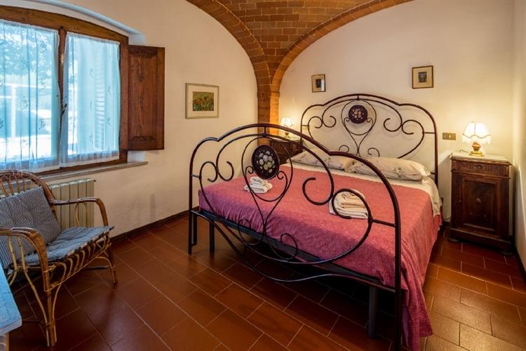 tuscan fram with vineyard - 11