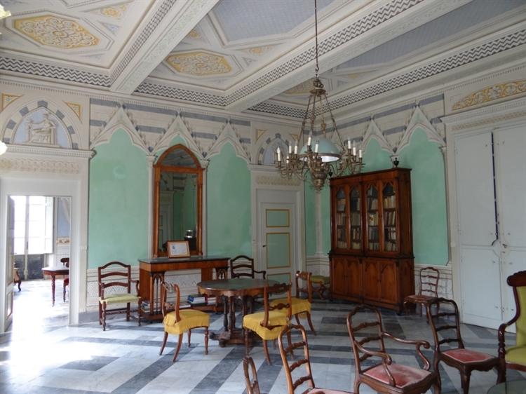 historic villa lucca for - 14