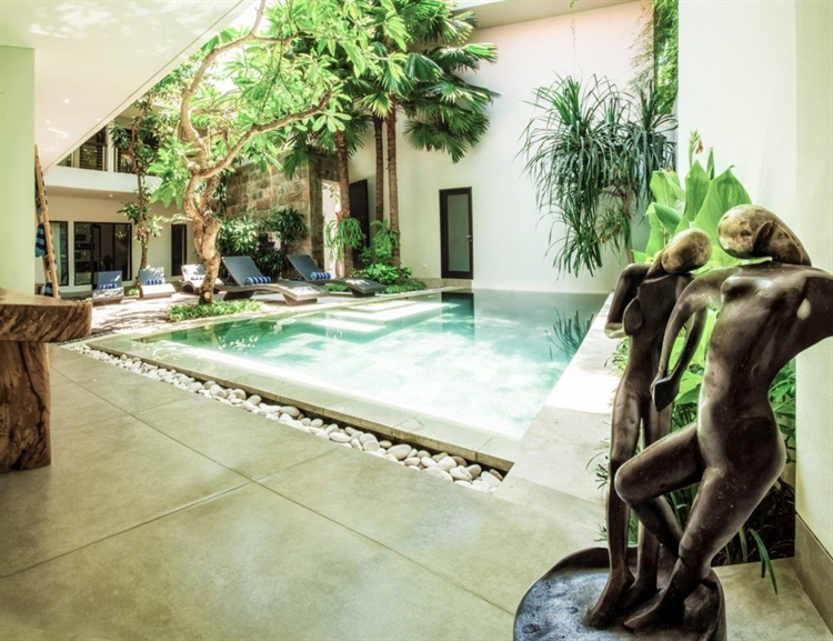 magnificent villa business seminyak - 8