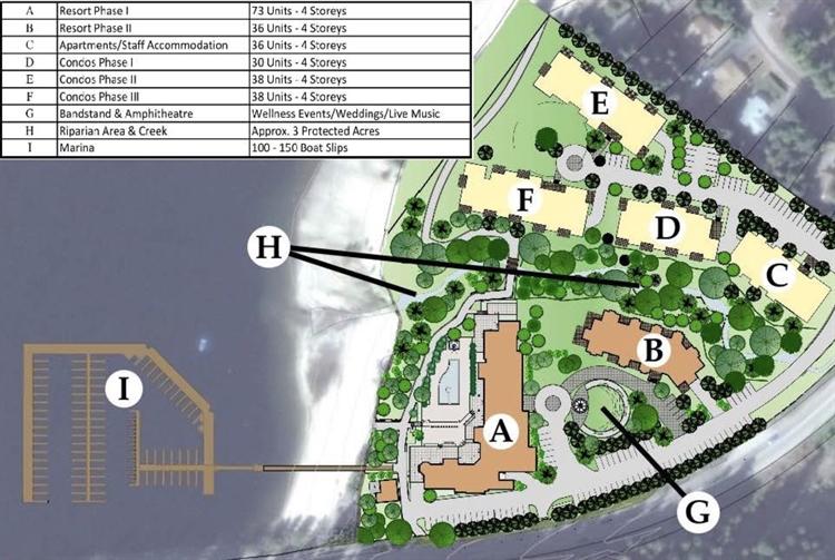10 acres lakefront plus - 4